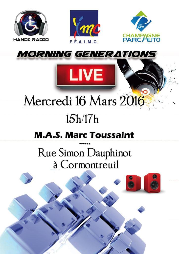 Live 16 03 2016